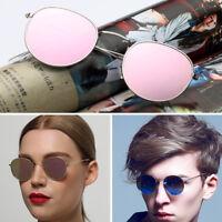 Colorful Round Glasses Luxury Metal Eyeglasses Frame Girl Outdoor Eyewear Women