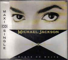 Michael Jackson-Black Or White cd maxi single