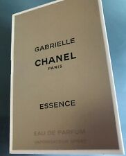 Chanel Gabrielle Essence Eau De Perfume, 1.5ml Sample  New Fragrance