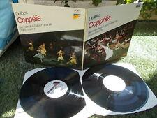 DELIBES: Coppelia > Suisse Romande / Decca Ace of Diamonds France stereo 2 LPs