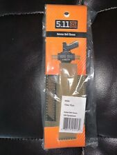 5.11 Tactical Holster Belt Sleeve / Loop Adapter 328 Sandstone new rare