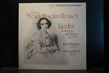 Fanny Mendelssohn-Hensel - Lieder / Lippitz/Heller