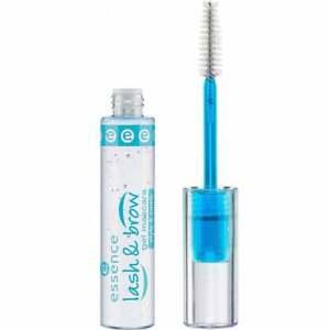 ESSENCE 'Lash & Brow Gel Mascara' Clear Transparent Eyebrow & Eyelash Gel NEW IN