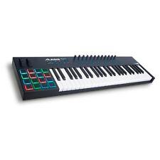 More details for alesis vi49 usb midi pad keyboard controller w/ ableton live lite