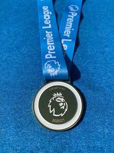 Manchester City league 2020/2021 winner medal (NEW)