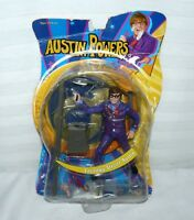 Mezco Austin Powers Carnaby Street Action Figure 2002 Shag
