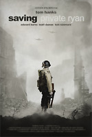 Saving Private Ryan Limited Edition Film Poster Rare Giclee Print