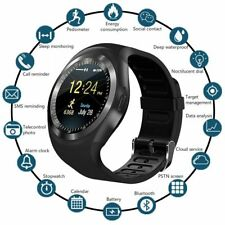 2018 New Y1 Smart Watch Support SIM Card and TF Card with Whatsapp and Facebook