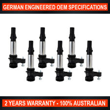 6x Ignition Coil Pack for SAAB 9-3 2.8L Turbo YS3F