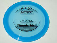Disc Golf Innova Champion Thunderbird Mcbeth 4X Distance Driver 169g Blue