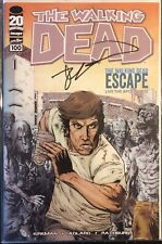 Walking Dead #100 SDCC 2012 Exclusive Escape Variant Signed By Robert Kirkman