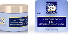Roc Multi Correxion 5-in-1 Restoring Night Cream 1.7 oz / 48 g