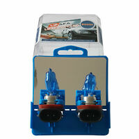 2 X H11 12V 100W Xenon White 6000k Halogen Blue Car Head  Lamp Globes Bulbs SAS2
