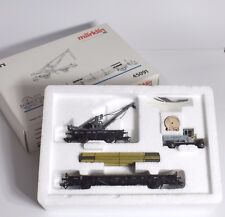 "Märklin H0 45091 Wagen Set "" Telegrafie "" Telegraphenbauamt Ulm , OVP, K032"
