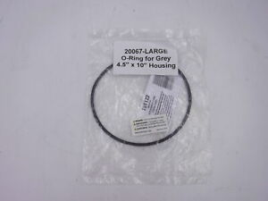 "O-Ring 10"" x 4.5"" Filter Grey Housing Part Large 20067 No: 151122"