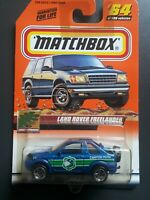 Matchbox 1-75 Series #64 Series 13 'Great Outdoors' Land Rover Freelander