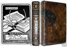 1778 - JAMIN - Los Errores de Este Tiempo - Imp. SANCHA - Encuadernación al esti