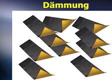 = CarHifi Dämmung ADM 10 Platten = 1m² Dämm Matten Bitumen