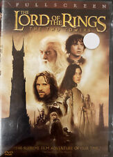 The Lord of the Rings: The Two Towers (Dvd, 2002 Full Screen)