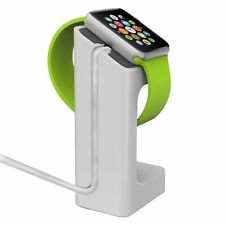 Apple i Watch 1,2 & 3  Rechargeable Dock Stand Holder Docking Station 38mm 42m