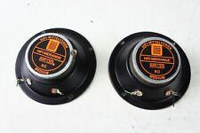 2x Visaton MR 130 Hifi Mitteltöner Midrange 8 Ohm gecheckt Z-2355