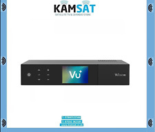 Satellite TV Receiver VU+ DUO 4K ULTRA HD 1X DVB-S2X FBC DUAL LINUX ENIGMA 2
