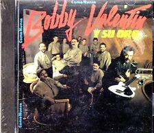 """BOBBY VALENTIN Y SU ORQUESTA - """" COMO NUNCA"""" - CD FIRST PRESSING"""