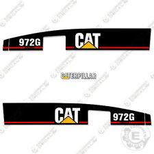Caterpillar 972g Series Ii Decal Kit Front End Loader Equipment Decals