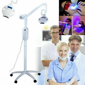 Dental Teeth Whitening Lamp Machine Bleaching LED Cold Light CICADA