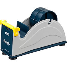 Excell EX-17 Steel Desk Top Tape Dispenser: 2 in width  **suction cup bottom