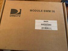 NEW DIRECTV MODULE SWM 8, DIRECTV MULTISWITCH 6 X 8, & DIRECTV MODULE SWM 16