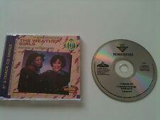 The Weather Girls - IT´S RAINING MEN (5:27) +2 -Maxi CD Single © 1992 #Old Gold