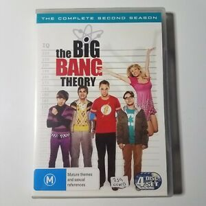 Big Bang Theory: The Complete Second Season | DVD TV Series | Kaley Cuoco | 2010