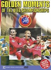 Golden Moments Of The UEFA Championships SOCCER HIGHLIGHTS new sealed all region