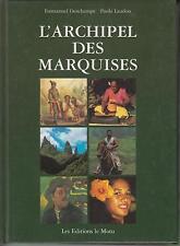 DESCHAMPS Emmanuel - LAUDON Paule / L'archipel des Marquises