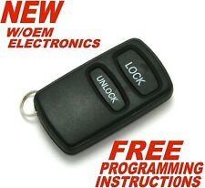 NEW MITSUBISHI 2 BUTTON KEYLESS REMOTE ENTRY KEY FOB TRANSMITTER OUCG8D-525M-A