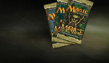 Magic the Gathering: Mirage Complete Set Unplayed MTG Reserved List