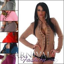 Regular Coats & Jackets of Cotton for Women