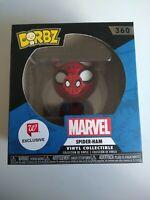 Funko Dorbz Marvel Comics Spider-Ham Vinyl Figure #360