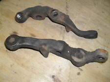 Pair 1973 74 B-Body Mopar LBJ Adapter Brackets Dodge Plymouth Lower Ball Joint