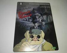 Porco Rosso/Steelbook/ DVD Spanish Edition .Rare
