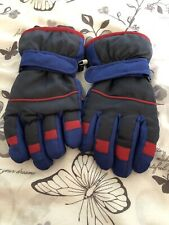 Boys Thick Padded Thinsulate Gloves