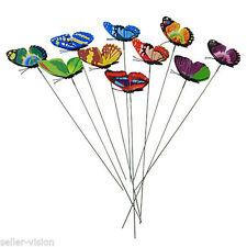 Plastic/Resin Butterfly Garden Ornaments