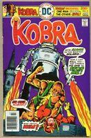 Kobra #3-1976 gd/vg 3.0 Mark Jewelers Variant Keith Giffen Terry Austin Giordano