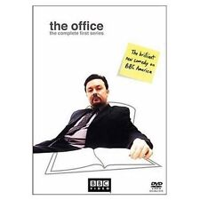The Office: The Complete First Series (DVD, 2003, 2-Disc Set, Digi-Pack) NEW