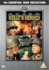 Kelly's Heroes (DVD, 2005) new and sealed free post