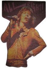 VINTAGE 70's MICK JAGGER IRON ON T-SHIRT TRANSFER