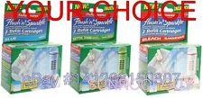 Fluidmaster Flush'n Sparkle Refill Cartridges (2/pk) - NEW