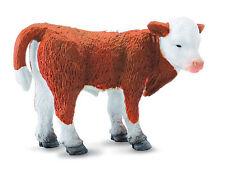 CollectA 88236 Hereford Calf - Farm Life Cow Animal Toy Replica Gift - NIP