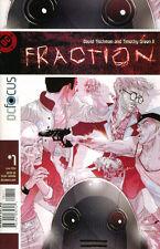 Us cómic Pack fraction 1-6 dc focus 2004 SPX